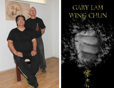 Sifu Stauner und Grandmaster Gary Lam