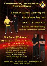 Gary Lam Seminar