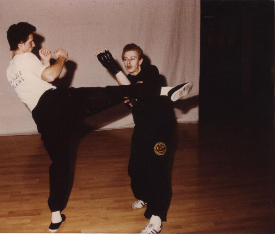 1983 chinese boxing W.Leuschner U.Stauner