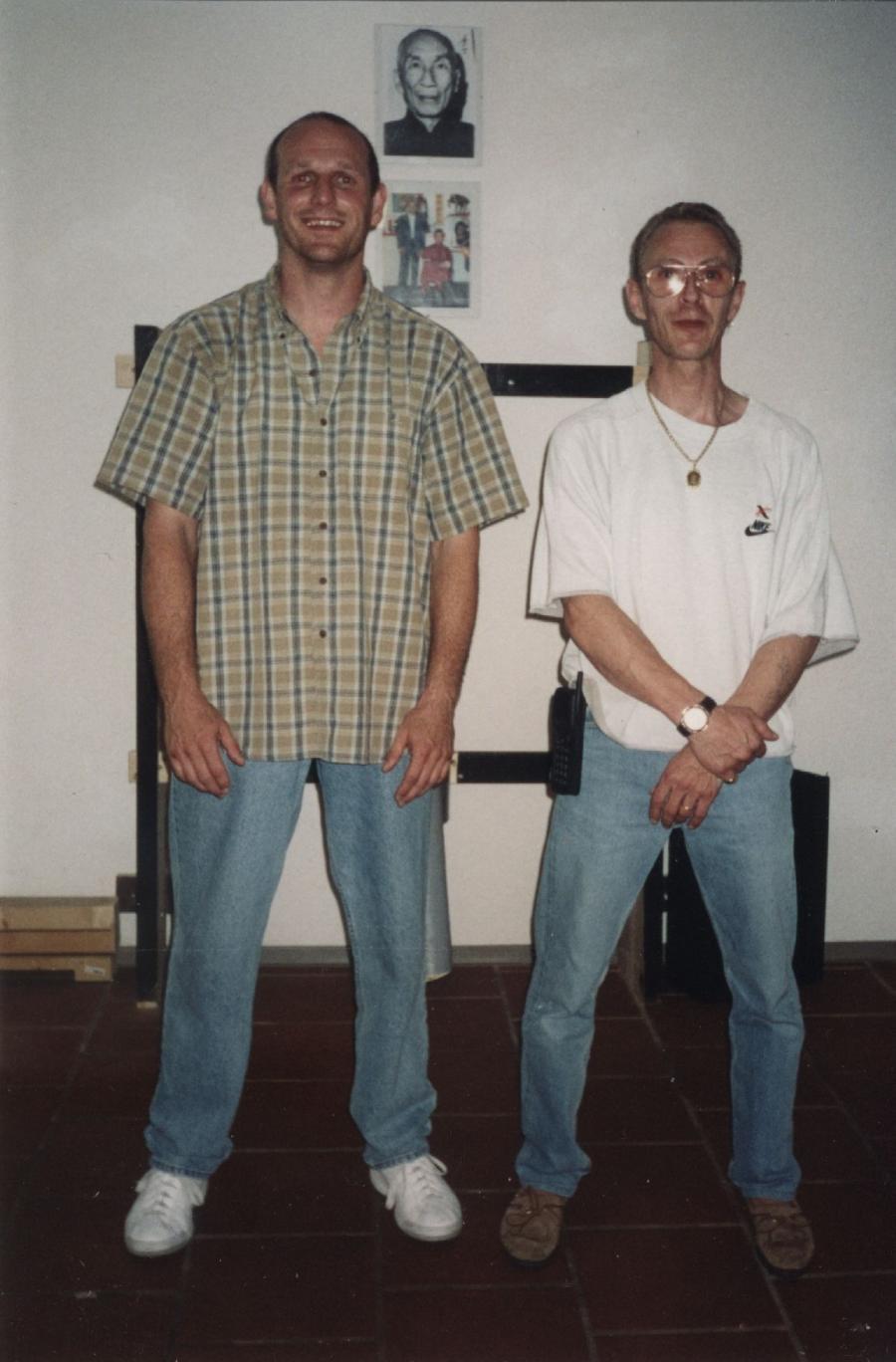 1999 Schwabhausen Sunny Tang Ving Tsun Werner Leuschner Ulrich Stauner
