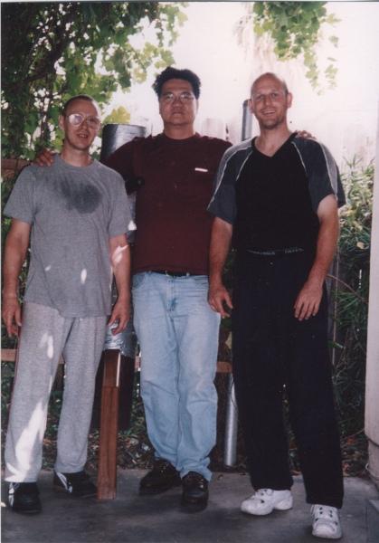 2004 Los Angeles, Ulrich Stauner, Gary Lam, Werner Leuschner