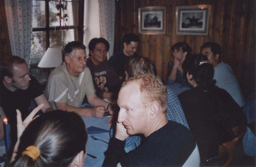 2005 Dachau, Nick Forrer, Clive Potter, Gary Lam, Peter Hsu