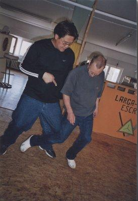 2007 Dachau Level Two Control Centerline, Gary Lam, Uli Stauner