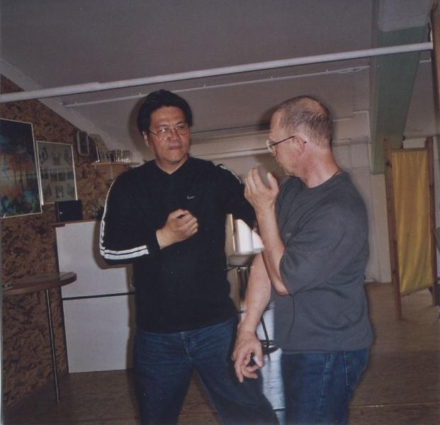 2007 Dachau, Gary Lam, Ulrich Stauner