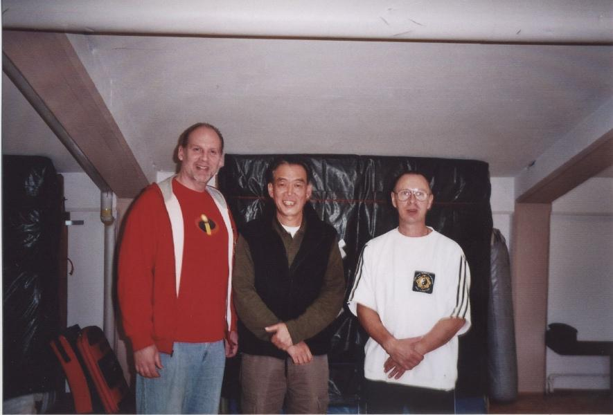 2007 Dachau, Greg Manwearing, Ng Chun Hong, Ulrich Stauner