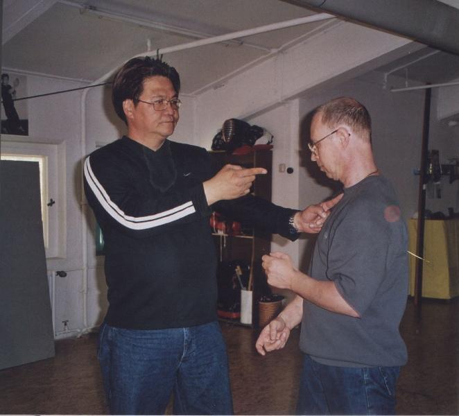 2007 Dachau, Privattraining, Gary Lam, Ulrich Stauner