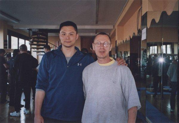 2007 Heidelberg Sifu Peter, Sifu Uli