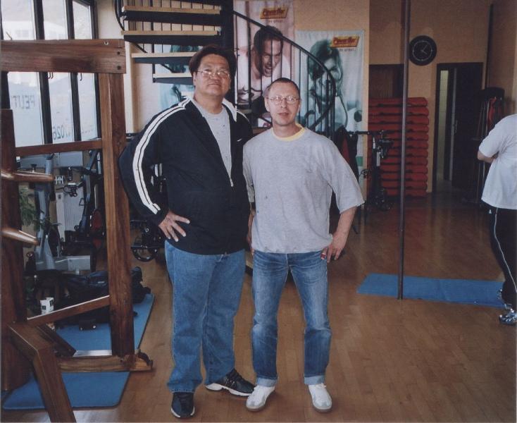 2007 Heidelberg, Gary Lam, Ulrich Stauner