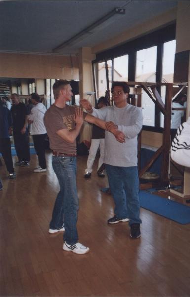 2007 Heidelberg, Kemal Sancak, Gary Lam