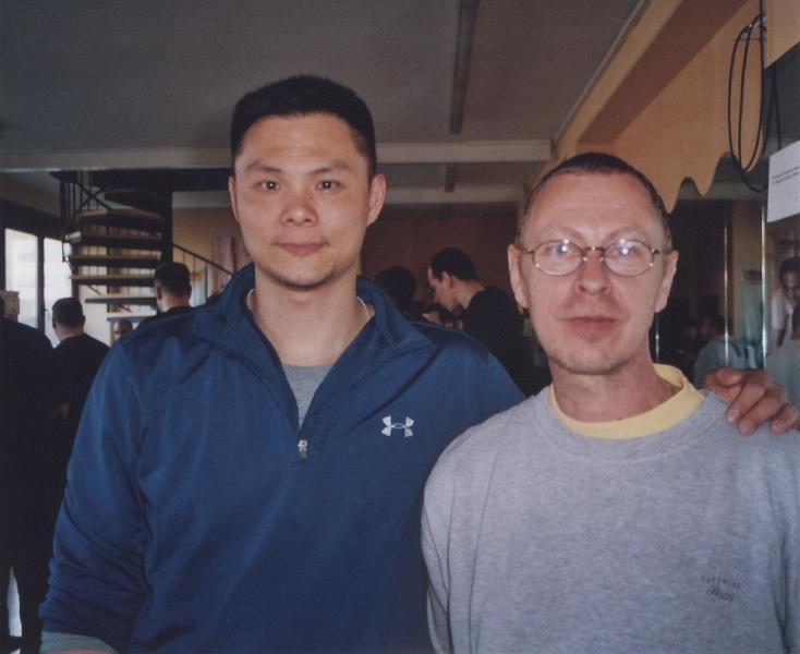 2007 Heidelberg, Peter Hsu, Ulrich Stauner
