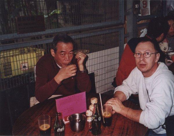 2007 Hongkong Ulrich Stauner, Ng Chun Hong
