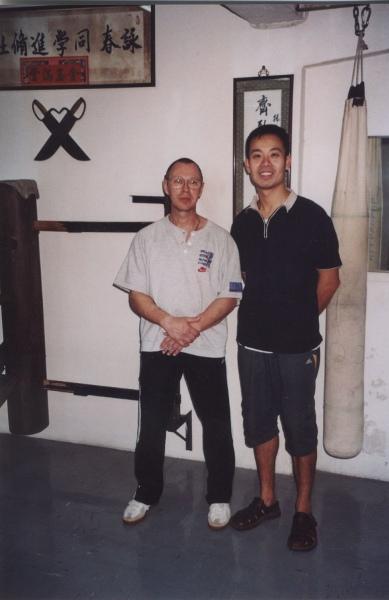 2007 Hongkong, Ulrich Stauner, Alan Lau