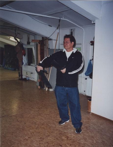2008 Dachau, Gary Lam