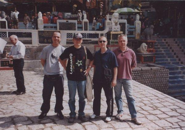 2008 Hongkong Alex Kink, Ng Chun Hong, Ulrich Stauner, Wolfgang Inkoferer