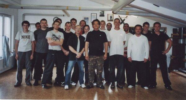 2009 Dachau Gary Lam Seminar