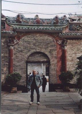 2009 Foshan China Sifu Uli Stauner