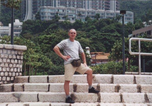 2010 Hongkong Sifu Ulrich Stauner