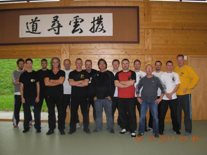 2011 Wels Österreich, Gary Lam Seminar