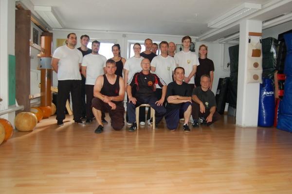 2012 Dachau Chum Kiu Seminar Gruppenbild