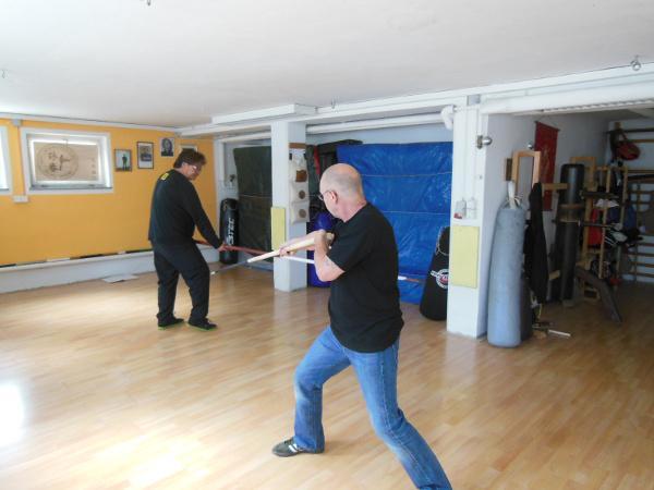 2014 Dachau Privattraining mit GM Gary Lam