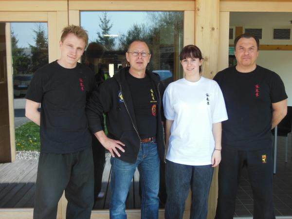 2014 Wels Sifu mit Eva, Sebastian und Jürgen bei Family & Friend.jpg